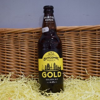 Butcombe Brewing Co: Gold (500ml)