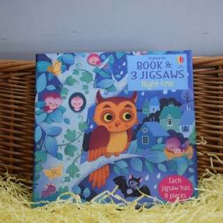 Book & Jigsaw: Night Time